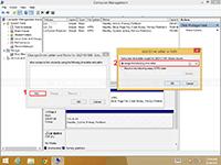 Disk Management - Assign Drive Letter