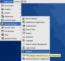 Open Network Configuration