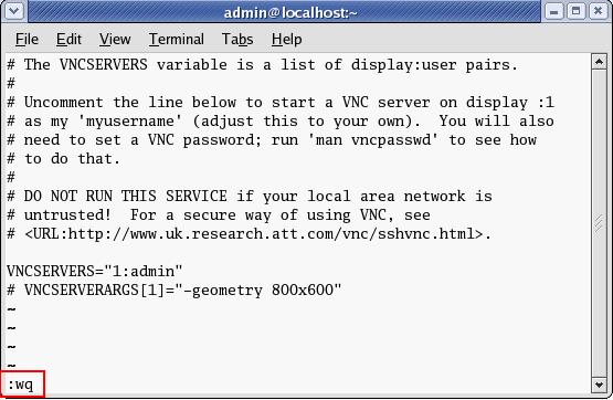 Enable remote desktop on Linux using VNC - Linglom com