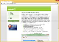 MakeMKV webpage