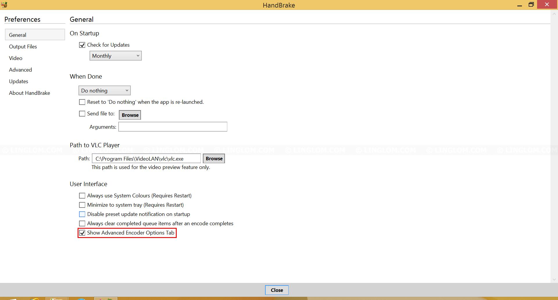 Reduce MP4 File Size with HandBrake - Linglom com