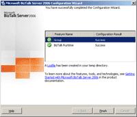 Success Configure BizTalk