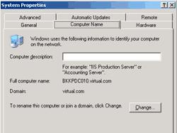 A Domain controller