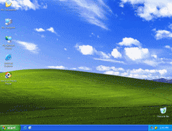 Finished Clone Windows XP