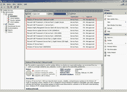 New Updates on disconnected WSUS Server