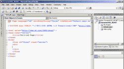 ASP.NET Web Application's Project