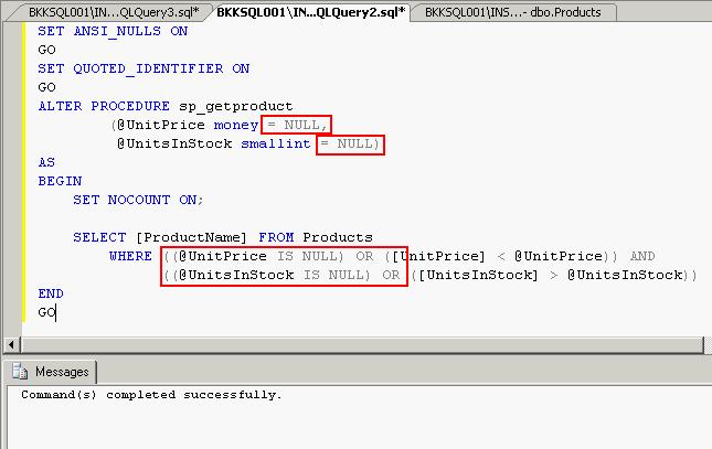 how to get error message in sql server stored procedure