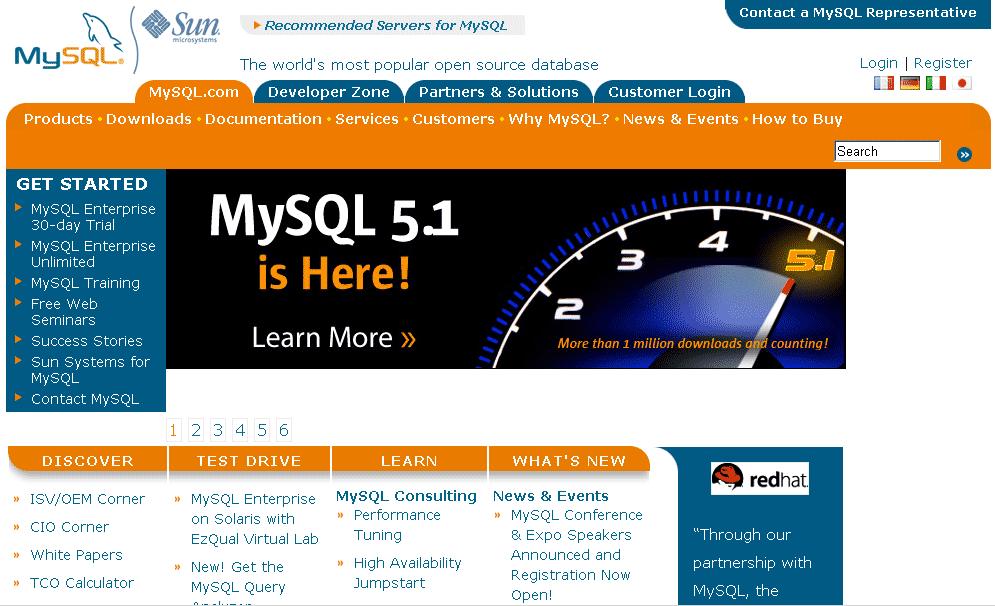 Mysql essential 5.0.51a win32 msi