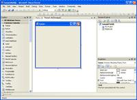 Windows Form's Design View