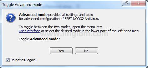 offline update nod32