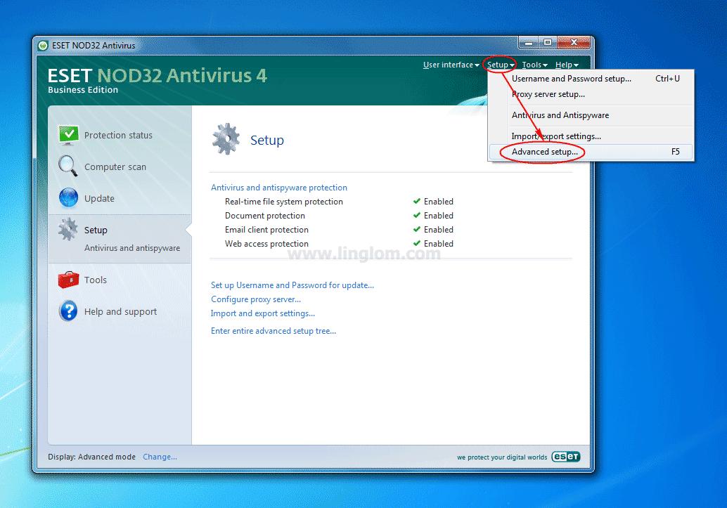 Eset nod32 latest version offline installer   Download