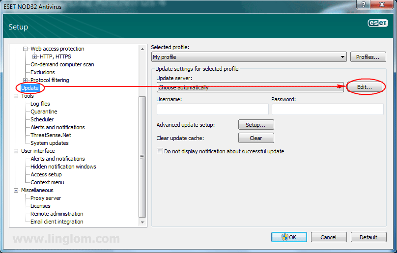 eset nod32 antivirus 7 update file free download