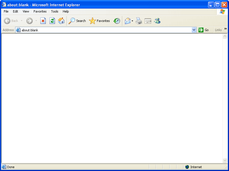 how to connect windows xp to internet