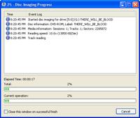 Disc Imaging in Progress