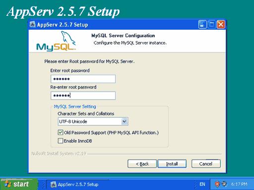 how to run apache ftp server