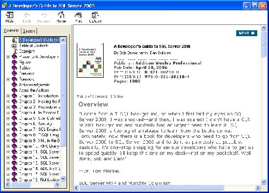 Open a remote CHM file