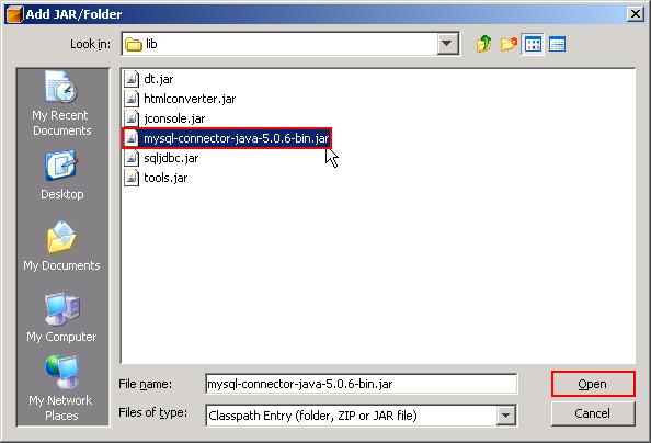 MySQL Download MySQL Connector/J (Archived Versions)