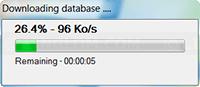 AdwCleaner - Downloading Database