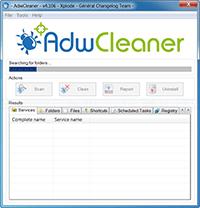 AdwCleaner - Scanning