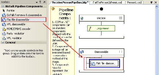 Flat File disassembler
