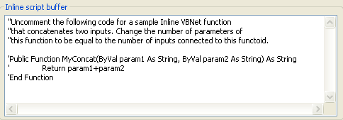 Example VB.NET code