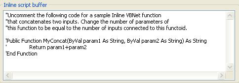 Example VB.NET code
