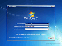 Boot Windows 7 Installation from USB Flash Drive