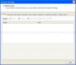 Outlook 2007 - Account Settings