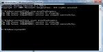 Restart SQL Server Service from Command Prompt