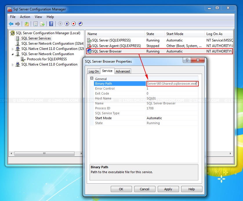 sql server 2012 express edition with advanced services