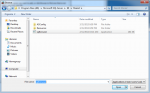Browse to SQL Server Browser Binary Executable