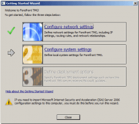 Configure System Settings