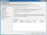 Perform a new installation of SQL Server 2012