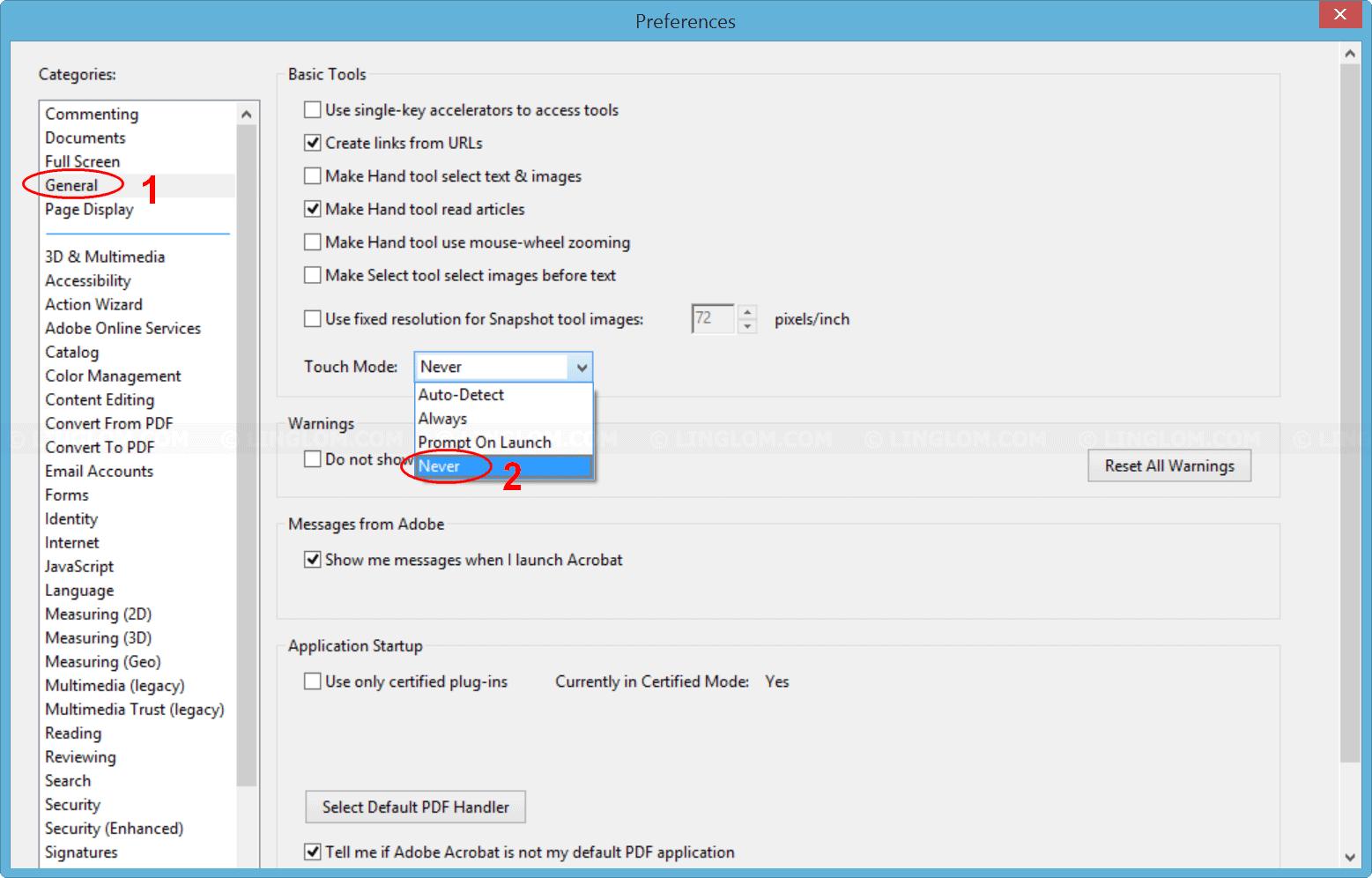 Solved] No Scroll Bars on Adobe Acrobat XI - Linglom com