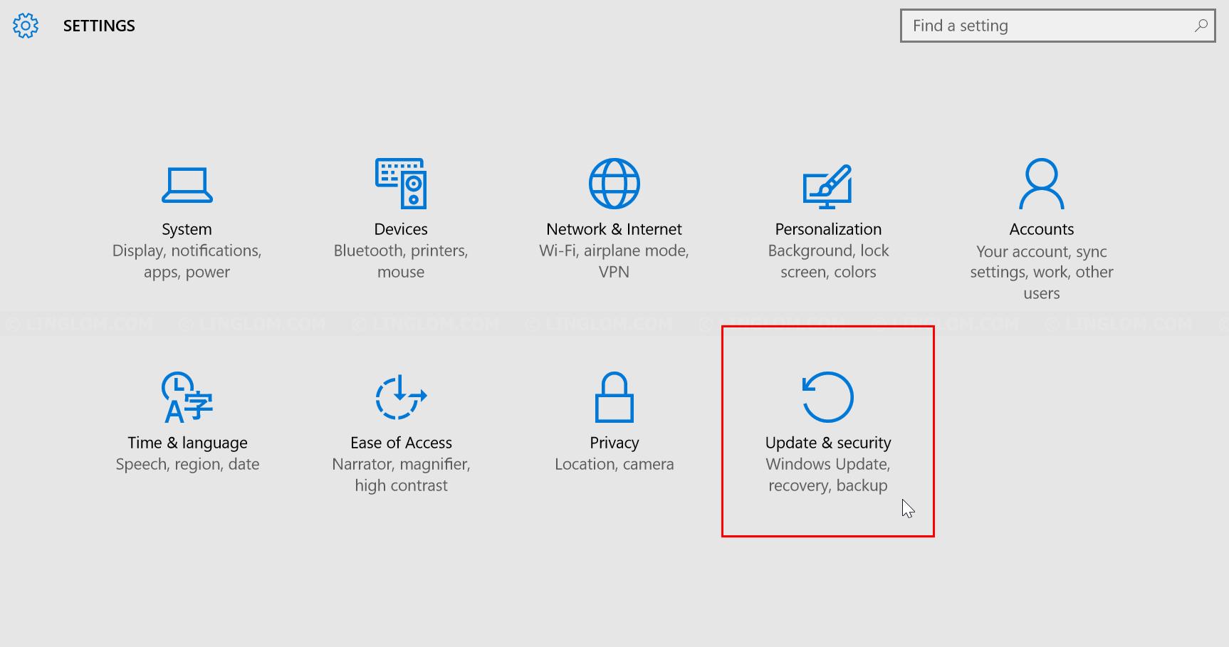 Open Update & security