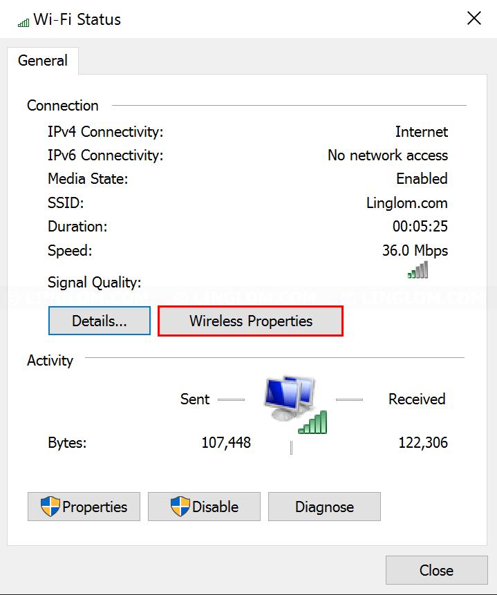 Open Wireless Properties