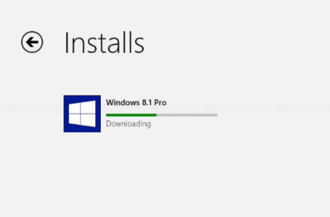 Download and update to Windows 8.1