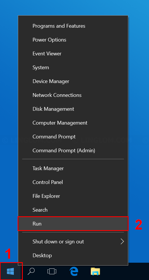 Add Safe mode to boot menu on Windows 10 - Linglom com