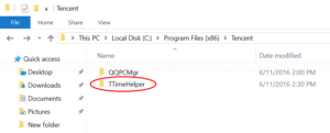 Uninstall TTimeHelper