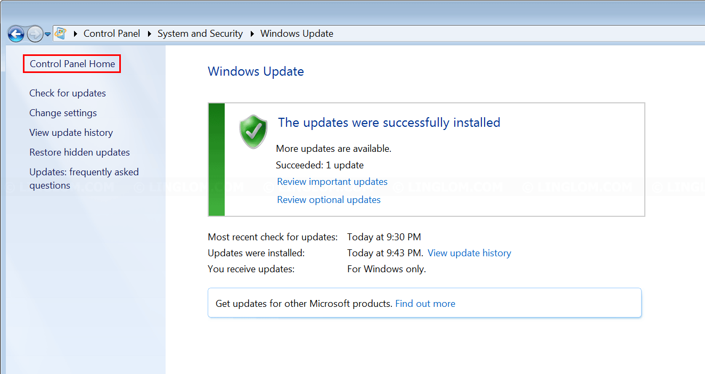Changer language windows 8