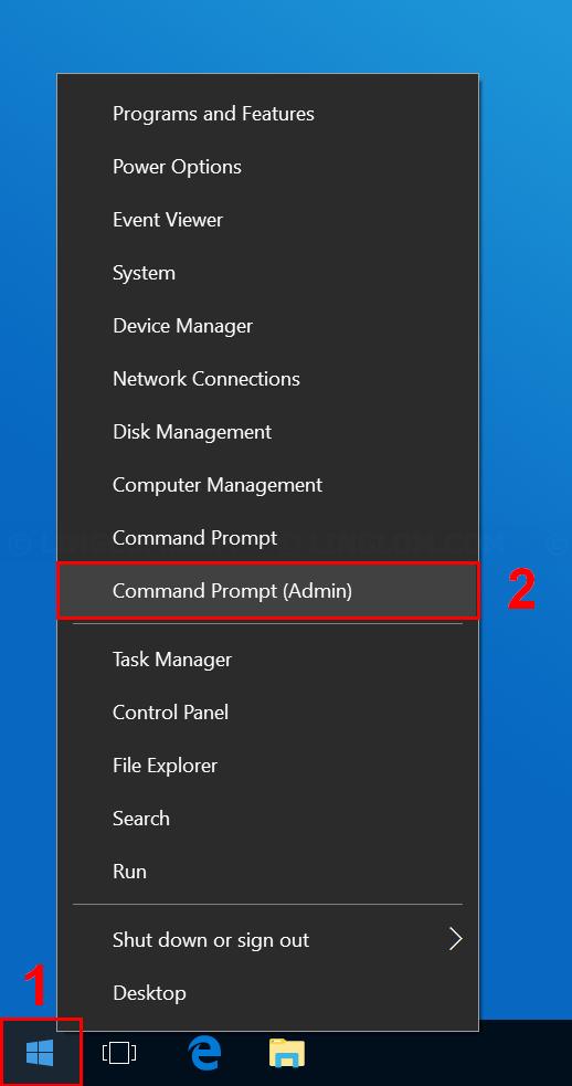 windows test mode