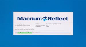 Reboot to Windows PE