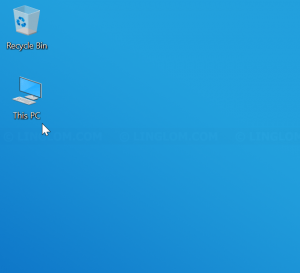 Display This PC icon