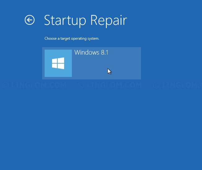 Fix Blue Screen 0xc000000e on Windows 8/10 - Linglom com
